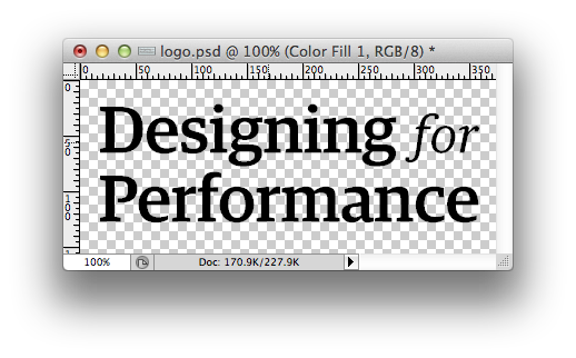 Performance is User Experience